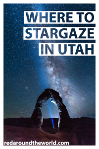 Stargazing in Utah is some of the best in the country, especially in the national parks and remote areas. This will help you with stargazing in Utah. stars in Utah | Utah stars | stargazing Utah | stargazing in Utah | Utah stargazing | Utah star gazing | Utah road trip | Utah national parks | dark sky parks