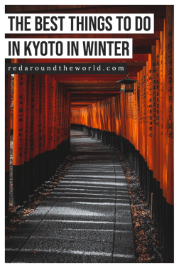 Kyoto is great year round, but it's perfect in the winter. These are the best things to do in Kyoto in the winter. Take day trips from Kyoto and explore Gion. Kyoto in winter, kyoto travel, kyoto vacation, kyoto trip ideas, kyoto things to do, japan travel, japan vacation, japan vacation ideas, japan in winter, japan things to do, kyoto winter travel