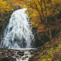Hike Crabtree Falls Trail: One Of The Best Waterfalls On The Blue Ridge Parkway