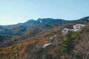 rough ridge trail north carolina