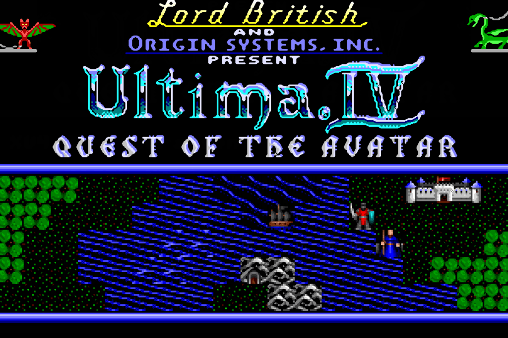 ULTIMA™ 4: QUEST OF THE AVATAR