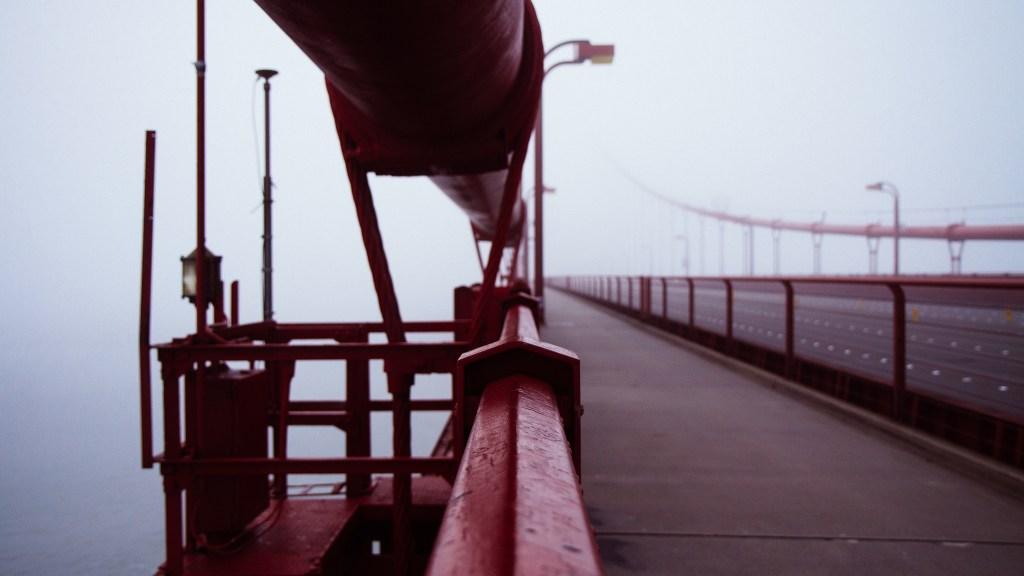 Crossing Golden Gate (Noël/flickr.com)