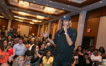 Chef Roble at The Taste of NJ