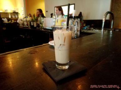 Iced Espresso Cocktail
