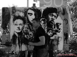 Indie Street Film Festival Art Show 10