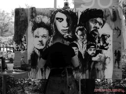 Indie Street Film Festival Art Show 11