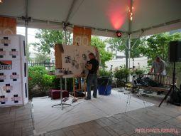 Indie Street Film Festival Art Show 16
