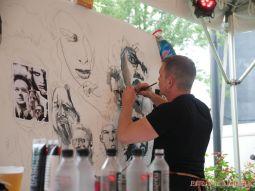 Indie Street Film Festival Art Show 19