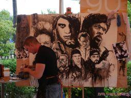 Indie Street Film Festival Art Show 8