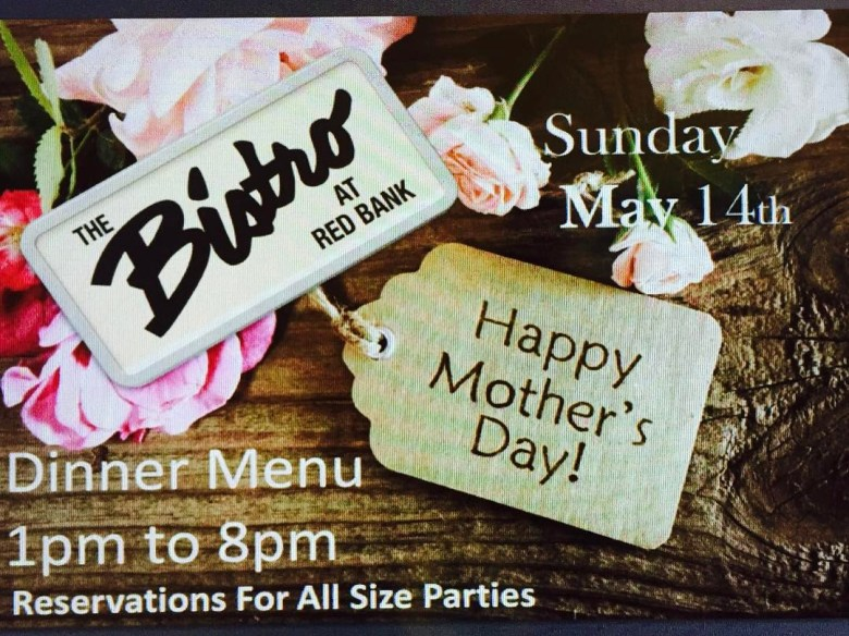 The Bistro Mother's Day