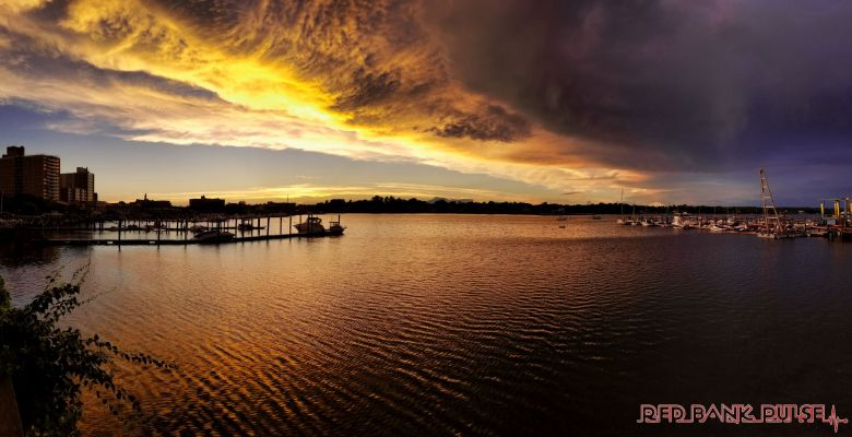 Red Bank sunsets 7 of 10