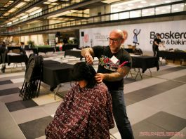 Hair for Hurricanes 2017 Salon Concrete Bell Works 16 of 25