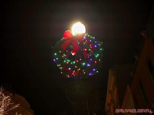 Red Bank Holiday Lights 3 of 9