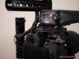 SmallRige Cage Panasonic Lumix G85 14 of 22