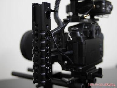 SmallRige Cage Panasonic Lumix G85 18 of 22
