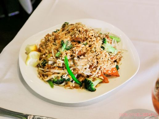 Temple Gourmet Chinese lunch Wonton Salad Pad Thai Imperial Chicken 38 of 47