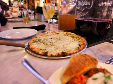 Urban Coalhouse Sangria Meatballs Spinach Pizza 16 of 17