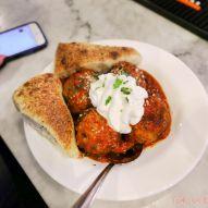 Urban Coalhouse Sangria Meatballs Spinach Pizza 8 of 17
