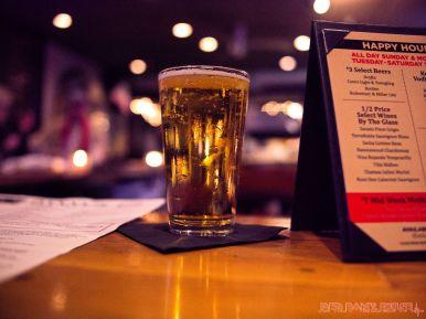 Danny's Steakhouse Prime Rib Martini Night 9 of 31