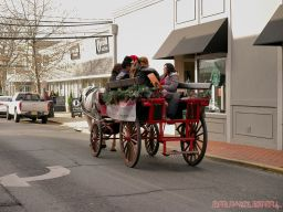 Red Bank Holiday Decorations Horse Rides 8 of 33