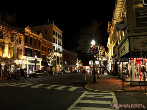 Red Bank Holiday Lights 5 of 7