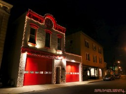 Red Bank Holiday Lights 6 of 7