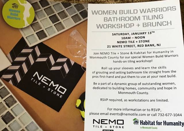 Nemo Tile Women Build