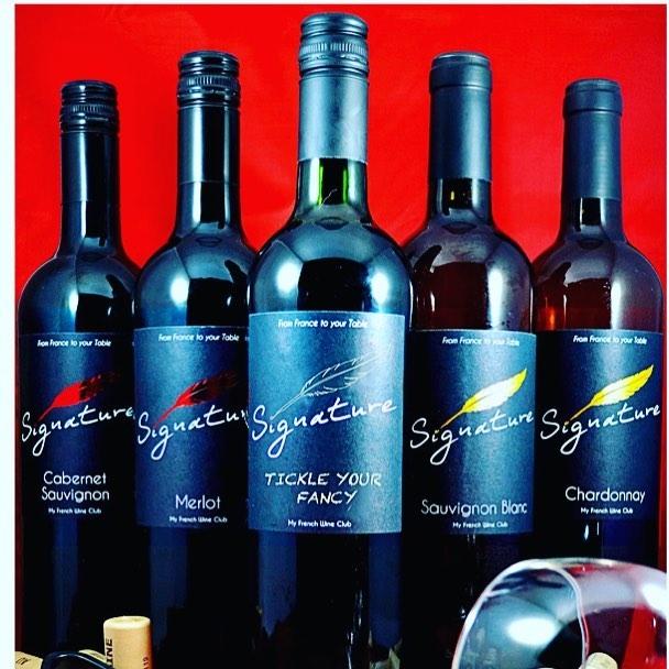 Gaetano's Wine Sampling