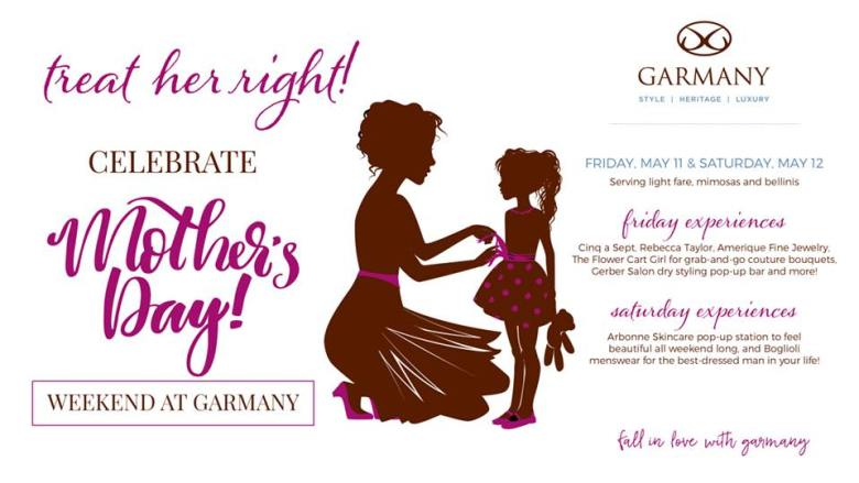 Garmany Mother's Day