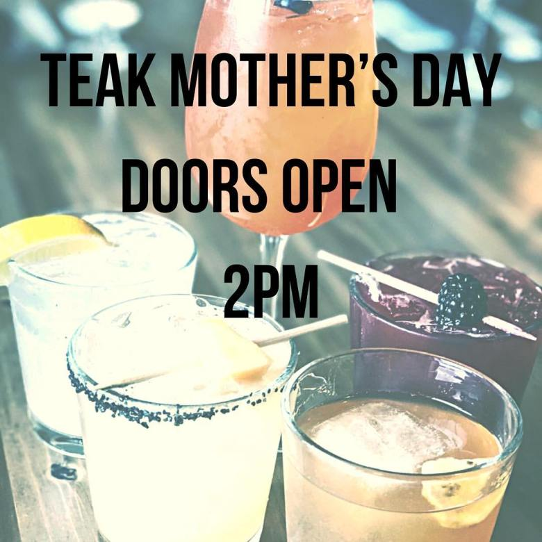 Teak Mother's Day