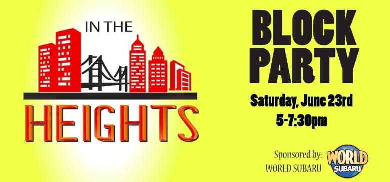 Phoenix Productions Block Party