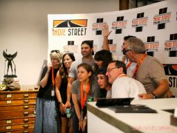 Indie Street Film Festival 2018 Opening Night Reception Detour Gallery 40 of 49