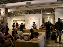 Indie Street Film Festival 2018 Opening Night Reception Detour Gallery 7 of 49
