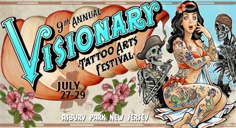Visionary Tattoo Arts Festival