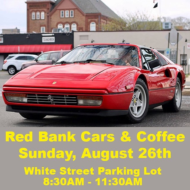 Red Bank Cars & Coffee