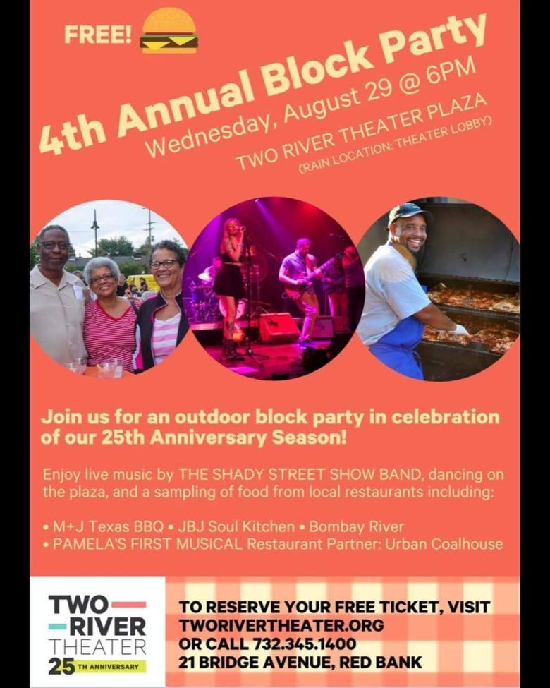 Two River Theater Block Party