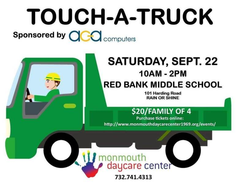 9th Annual Touch A Truck