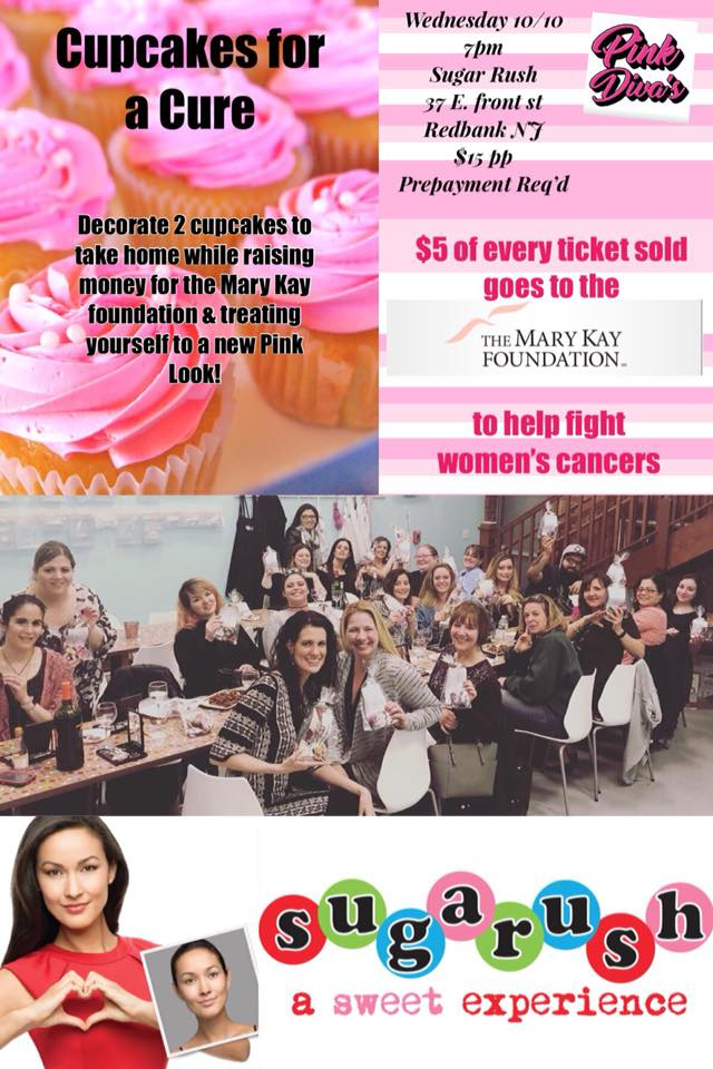 Cupcakes for a Cure