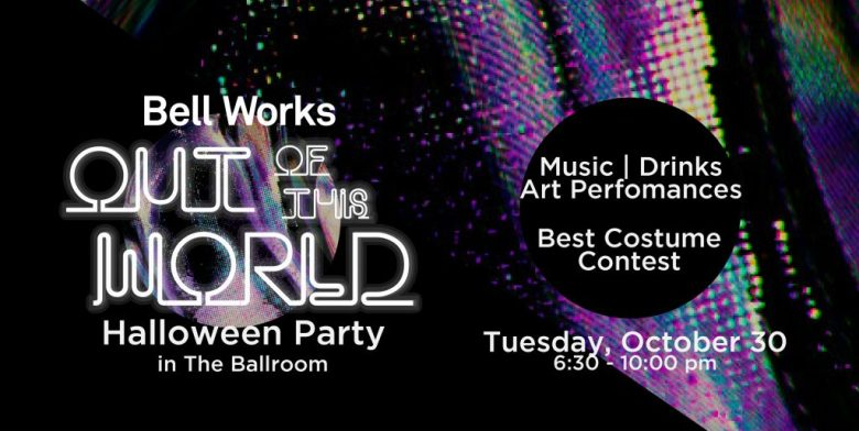 Bell Works Out of this World Halloween Party 2