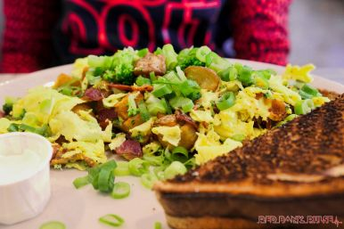 Toast Red Bank 14 of 18 bacon eggs cheese hash
