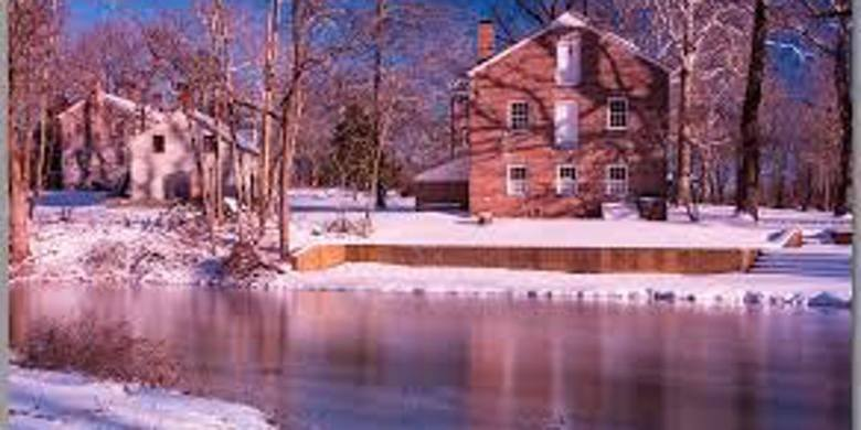 Christmas at The Historical Village at Allaire
