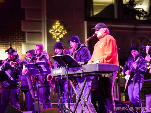Holiday Express Concert Town Lighting 104 of 150