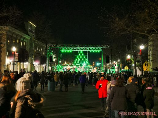 Holiday Express Concert Town Lighting 126 of 150