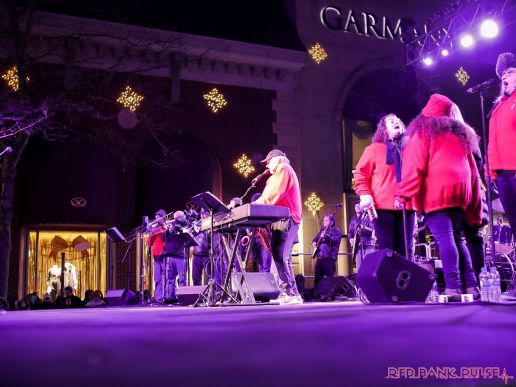 Holiday Express Concert Town Lighting 136 of 150