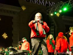Holiday Express Concert Town Lighting 21 of 150