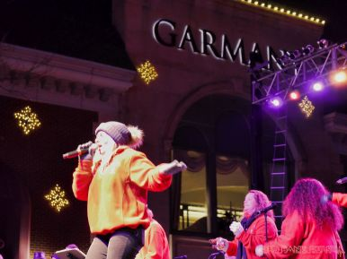 Holiday Express Concert Town Lighting 55 of 150