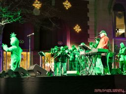 Holiday Express Concert Town Lighting 65 of 150