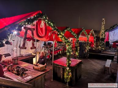 Holiday Weihnachtsmarkt at asbury festhalle & biergarten 7 of 35
