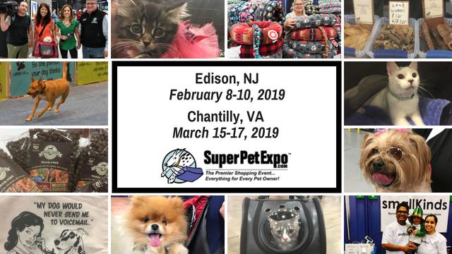 Super Pet Expo Edison NJ 2019