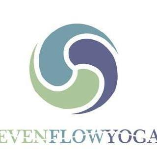 evenflow yoga logo